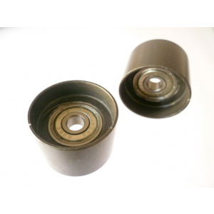 10051000395 Hacoba Alu Pressure Roller 28x20mm