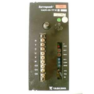 627172AB Tsudakoma Servopack CACR-05-TF1E (Refurbished)