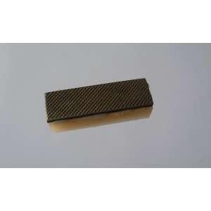 72544P Dornier Tungsten Carbide Insert LHS Cpl. Vulkolan Grooved