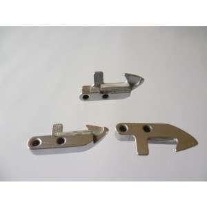 853244 Dornier Rapier Jaw Complete LHS (Grooved)