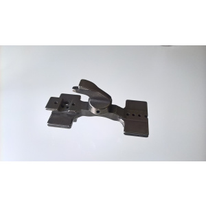 911 322 966 Sulzer Picking Shoe 7.5mm, P7100, D1, Elastic, with Nose and Rabbet