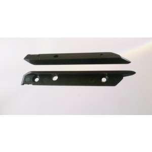 B54757 Picanol LHS Guide Piece Black (short Type), L=58.3mm