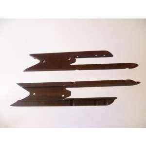 B87594 Picanol Wearing Plate Tufnol, L=145.7mm for GTM-AS