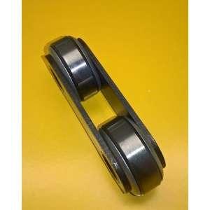 Stenter Chain Link, Teflon Bearing, No Grease