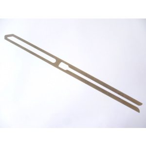 Drop Wire EOI (165x11x0.3) Stainless Steel