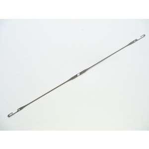Heddle 82×5.5×0.3mm, Eye 7.85×3.75mm, J Simplex, Stainless Steel