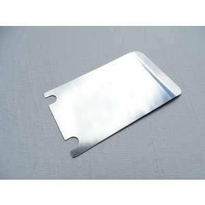 Metallic Plate 68x40x0.2