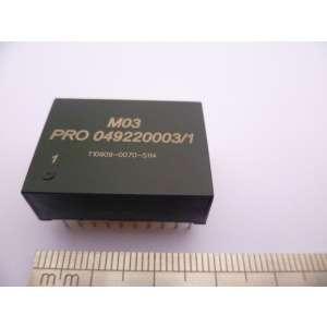 PRO049220003 Nuovo Pignone Module Type 3 for TP500
