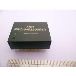 PRO049220004 Nuovo Pignone Module Type 4 for TP500