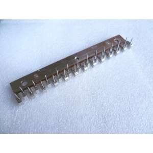 Stenter Monforts Pinplate 115.5x20x6mm, 25 Pins